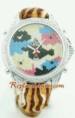 Jacob & Co Replica Fur Watch 3