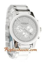 Mont Blanc Timewalker Replica Watch 18