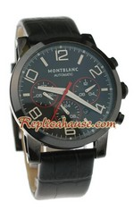 Mont Blanc Timewalker Replica Watch 12