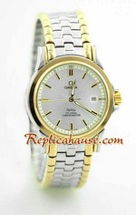 Omega C0-Axial Deville Replica Watch 4