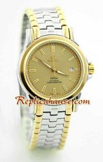 Omega C0-Axial Deville Replica Watch 3