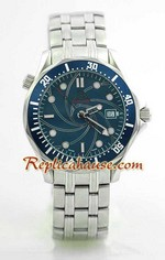 Omega Seamaster 007 Casino Royale Swiss Watch 1