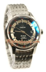 Omega CO AXIAL De Ville Hour Vision Swiss Replica Watch 05