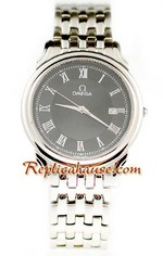 Omega Co-Axial Deville Replica Watch 11