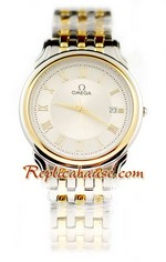 Omega Co-Axial Deville Replica Watch 12