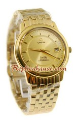 Omega C0-Axial Deville Replica Watch 17