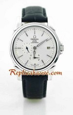 Omega CO AXIAL DeVille Swiss Replica Watch 4