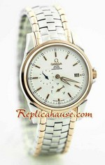 Omega CO AXIAL DeVille Swiss Replica Watch 2