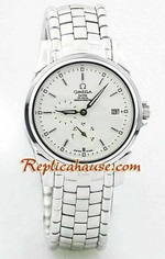 Omega CO AXIAL DeVille Swiss Replica Watch 3