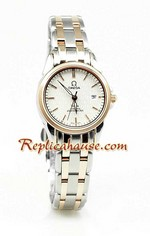 Omega Deville Swiss Ladies Replica Watch 06 <font color=red>หมดชั่วคราว</font>