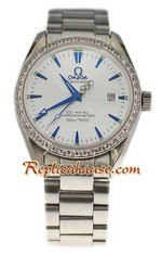 Omega SeaMaster CO AXIAL Swiss Replica Watch 2