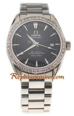 Omega SeaMaster CO AXIAL Swiss Replica Watch 3
