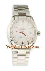 Omega SeaMaster CO AXIAL Swiss Replica Watch 5
