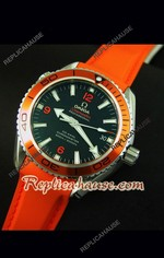 Omega Seamaster Professional Planet Ocean Swiss Watch 17