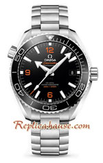 Omega SeaMaster The Planet Ocean 600M Professional Swiss Watch 4
