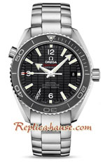 Omega SeaMaster The Planet Ocean 600M Professional Swiss Watch 3
