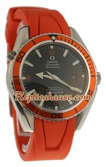 Omega - The Planet Ocean Watch - Rubber Strap 4