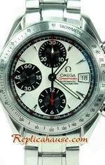 Omega SpeedMaster Chronometer Swiss Replica Watch 1