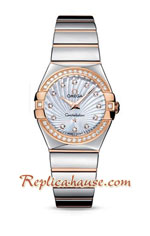 Omega Constellation Swiss Watch - Ross Gold Watch Ladies 3