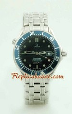 Omega Seamaster 007 Swiss Watch