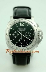 Panerai Luminor Daylight Swiss Watch 2009 4