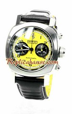 Panerai Ferrari Granturismo Chronograph Swiss Replica Watch 2