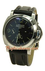 Panerai Luminor GMT 10 Days Swiss Replica Watch 01