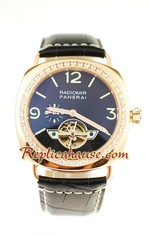 Panerai Radiomir Tourbillon Replica Watch 3<font color=red>หมดชั่วคราว</font>