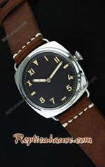 Panerai Radiomir California Vintage Homage in Black Dial Swiss Replica Watch 08