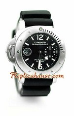 Panerai Luminor Submersible Pam187 Swiss Replica Watch