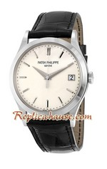 Patek Philippe Calatrava Swiss Watch 17