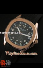 Patek Philippe Nautilus Gold Swiss Watch 19
