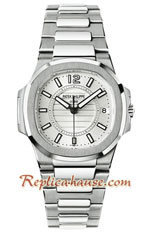 Patek Philippe Nautilus Ladies 2018 Swiss Replica Watch 02