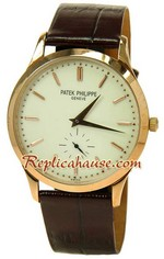 Patek Philippe Calatrava Replica Watch 07