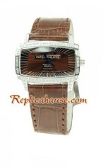 Patek Philippe Gondolo Ladies Swiss Replica Watch 03
