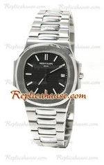 Patek Philippe Mens Swiss Nautilus Replica Watch 03