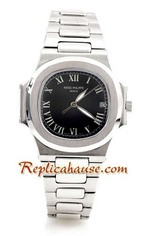 Patek Philippe Nautilus Unisex Swiss Watch 2