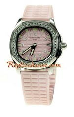Patek Philippe New Aquanaut Ladies Replica Watch 05