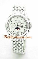 Patek Philippe Grand Complications Swiss Watch 18
