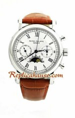 Patek Philippe Grand Complications Swiss Watch 26