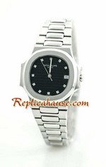 Patek Philippe Nautilus Unisex Swiss Watch 1