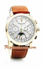 Patek Philippe Grand Complications Swiss Watch 31