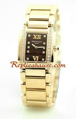 Patek Philippe Swiss Twenty Four Gold Watch 5