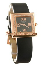 Patek Philippe Ladies Swiss Quartz Watch 011
