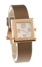 Patek Philippe Ladies Swiss Quartz Watch 022
