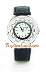 Patek Philippe Worldtime Swiss Watch 2