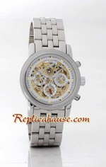 Patek Philippe Skeleton Replica Watch 3