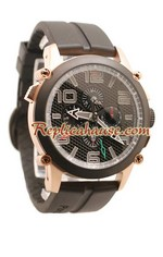 Porsche Design Rattrapante Chronograph P6920 Replica Watch 03