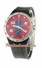 Porsche Design Flat Six P6340 Chronograph Replica Watch 02