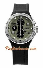 Porsche Design Flat Six P6340 Automatic Chronograph 2
